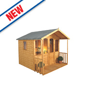 Forest Hollington Summerhouse 2.53 x 2.50 x 2.18m