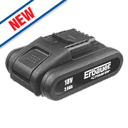 Erbauer ERI621BAT 18V 2.0Ah Li-Ion Battery