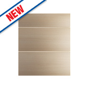 Oak Kitchens Slab 500 Pan Drawer Fronts 496 x 732mm