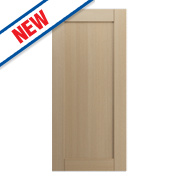 Oak Kitchens Shaker 600 Tall Appliance Door 596 x 1232mm