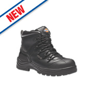 Dickies Talpa Safety Boots Black Size 10
