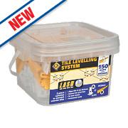 Vitrex Lash Tile Levelling System Trade Pack