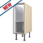 Oak Kitchen Base Cabinet 300 x 570 x 880mm