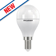 Sylvania ToLEDo Golf Ball Frosted LED Lamp SES 470Lm 7W