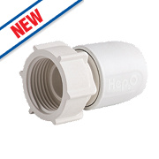Hep2O Hand-Titan Push-Fit Tap Connector 15mm x ¾""