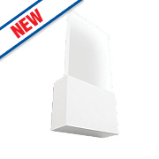 Philips myLiving Watch Wall Light White 3W 220-240V