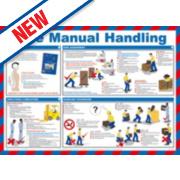 Safe Manual Handling Poster 420 x 594mm