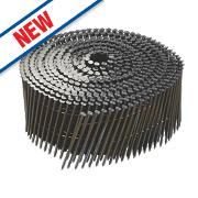 DeWalt Ring Shank Coil Nails Galvanised 2.1ga 55mm Pack of 14000