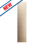 Oak Kitchens Slab 300 Larder Door 296 x 1232mm