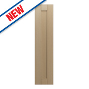 Oak Kitchen Tall Appliance Door 296 x 1232mm