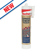 Fischer Premium Express Premium Express Cement Repair Filler Sand 310ml