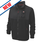 Lee Cooper Fleece Jacket Black X Large 65