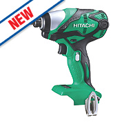 Hitachi WH18DSDL/W4 18V Cordless Impact Driver - Bare