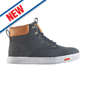 Scruffs Mistral Safety Boots Navy Size 9