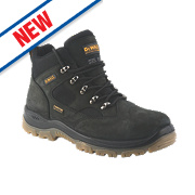 DeWalt Challenger Safety Boots Black Size 8
