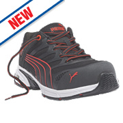 Puma Fuse Motion Safety Trainers Red Size 10