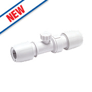 Hep2O Push-Fit Double Check Valve 15mm