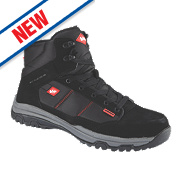 Lee Cooper Waterproof Boots Black Size 8