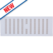 Map Vent Adjustable Vent White 76 x 229mm
