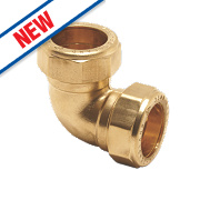 Pegler Prestex PX44 Compression Elbow 15mm