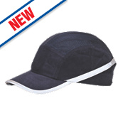 Portwest Vent Cool Bump Cap Navy