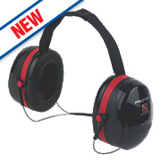 3M Optime III Neckband Ear Defenders 35dB SNR