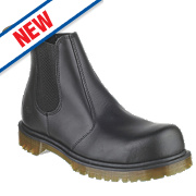 Dr Marten Icon 2228 Dealer Boots Black Size 6