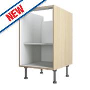 Oak Kitchen Base Cabinet 500 x 570 x 880mm