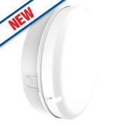 Luceco LBM290W11S40 LED Bulkhead White 14W
