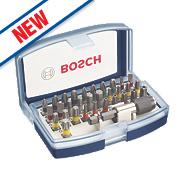 Bosch Screwdriver Bit Set 32 Pieces