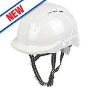 Centurion Concept Heighmaster Safety Helmet White