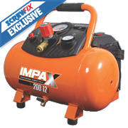 IMPAX WalkAir12 12Ltr Compressor 230V