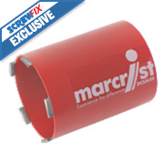 Marcrist Diamond Core Drill Bit 117 x 170mm
