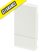 Cat 5E Blanking Module Pack of 10