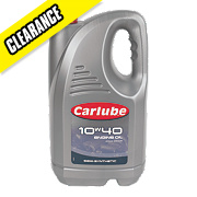 Carlube 10W/40 Semi-Synthetic Oil 4.55Ltr