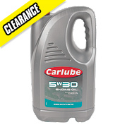 Carlube 5W/30 Semi-Synthetic Oil 4.55Ltr