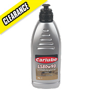 Carlube LS 80W/90 Gear Oil 1Ltr