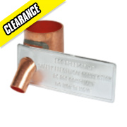 Earth Crimp Connector Boiler Pack of 6