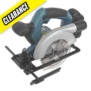 Erbauer ERI403CSW 140mm 2.6Ah Li-Ion Cordless Circular Saw 18V