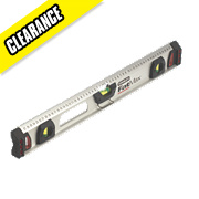 Stanley FatMax Magnetic I-Beam Level 610mm