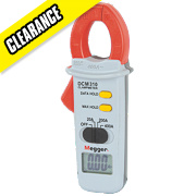 Megger Digital Fork & Clamp Meter