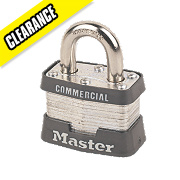 Master Lock Laminated Padlock 29mm