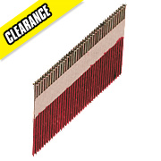 Bostitch Collated Framing Nails Galvanised 2.8ga 75mm Pack of 2000