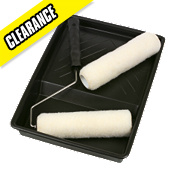 No Nonsense Roller & Tray Set 9""