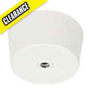 Crabtree 3-Pin LSC Ceiling Assembly