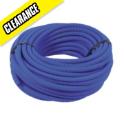 JG Speedfit Conduit Blue 15mm x 50m