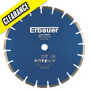 Erbauer Diamond Blade Medium/Hard 300x22.2mm