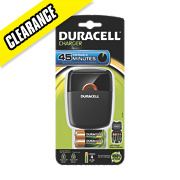Duracell 45 Minute AA/AAA Battery Charger