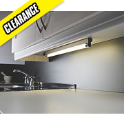 LAP 39937 Cabinet Link Striplights Brushed Aluminium