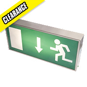 Lytlec 3 Hour Emergency Lighting Exit Sign